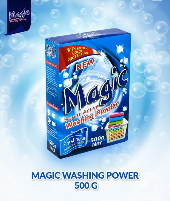 Magic-500G